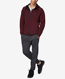 32 Degrees Men's Fleece Tech Jogger Pants & Zip-Up Hoodie