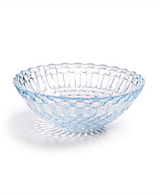 Viva by VIETRI Parlor Glass Blue Small Bowl, Created for Macy's