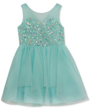 Rare Editions Embellished Party Dress Little Girls (46X)