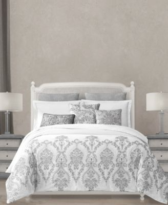 Kaya 8-Pc. Cotton Queen Comforter Set