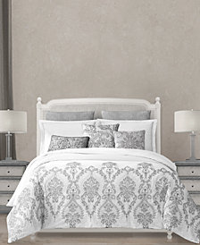 Lacourte Kaya 8-Pc. Cotton California King Comforter Set