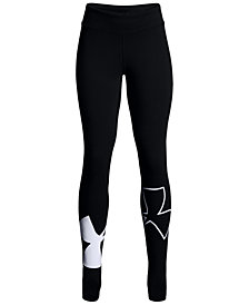 Under Armour Favorite Knit Leggings, Big Girls