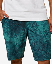 O'Neill Men's Locked Tye Dye Hybrid Shorts
