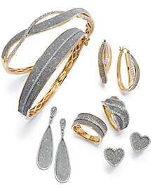 All That Glitters Diamond Jewelry Collection