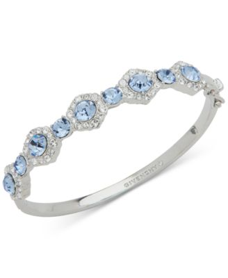 Image of Givenchy Crystal Bangle Bracelet