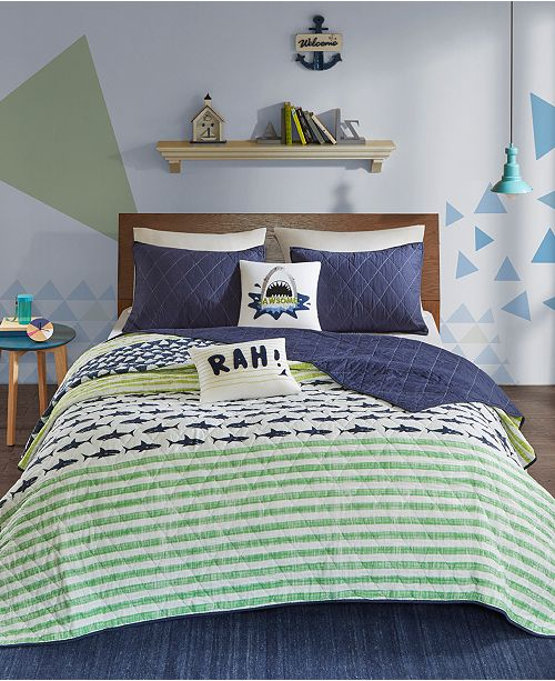 Urban Habitat Finn 5-Pc. Full/Queen Coverlet Set