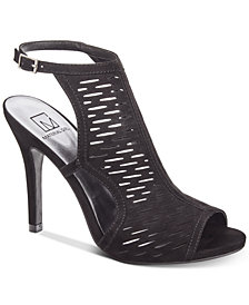 Material Girl Regina Dress Sandals, Created for Macy's