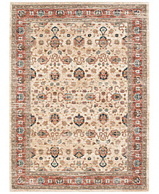 Karastan Spice Market Koyna Cream Area Rug Collection