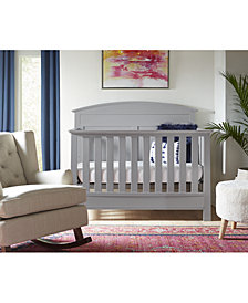 Borman 4-in-1 Convertible Crib Collection, Quick Ship