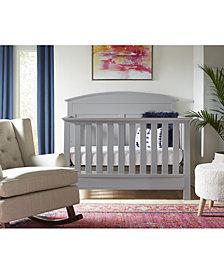 Borman 4-in-1 Convertible Crib Collection, Quick Ship