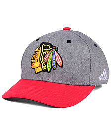adidas Chicago Blackhawks 2Tone Adjustable Cap