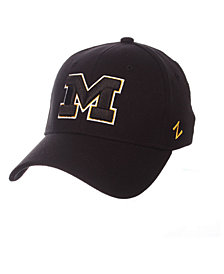 Zephyr Michigan Wolverines Finisher Stretch Cap