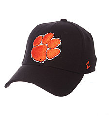 Zephyr Clemson Tigers Finisher Stretch Cap