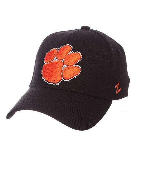 Zephyr Clemson Tigers Finisher Stretch Cap