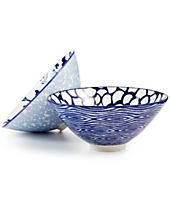 Martha Stewart Collection 2-Pc. Noodle Bowl Set, Created for Macy's