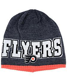 adidas Philadelphia Flyers Heather Beanie