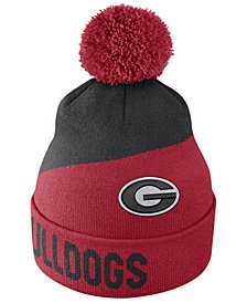 Nike Georgia Bulldogs Champ Pom Knit Hat