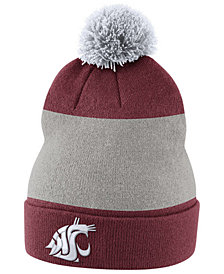 Nike Washington State Cougars Sideline Knit Hat