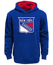Outerstuff New York Rangers Prime Hoodie, Big Boys (8-20)