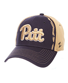Zephyr Pittsburgh Panthers Pattern Pipe Stretch Cap