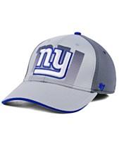 newest ba39d c4b0c  47 Brand New York Giants Greyscale Contender Flex Cap