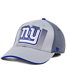 '47 Brand New York Giants Greyscale Contender Flex Cap