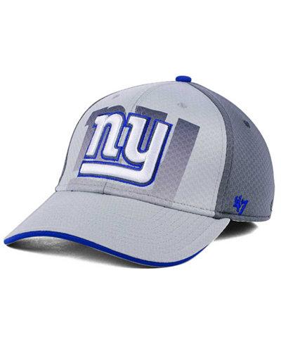 '47 Brand New York Giants Greyscale Contender Flex Cap