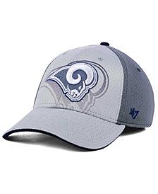 '47 Brand Los Angeles Rams Greyscale Contender Flex Cap