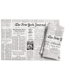 kate spade new york New York Journal Napkin