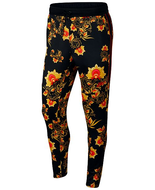 68bf08d0df73 Nike Men s Russian Floral-Inspired Track Pants   Reviews - All ...