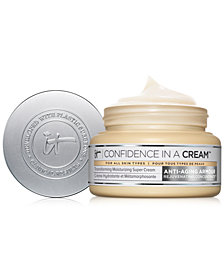 IT Cosmetics Confidence In A Cream Moisturizer, 2 fl. oz.