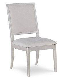 Rachael Ray Cinema Upholstered Side Chair