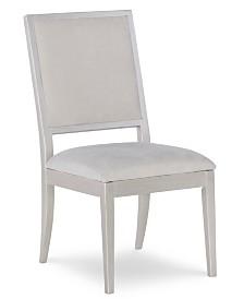 Rachael Ray Cinema Upholstered Side Chair