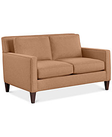 "Kenford 57"" Fabric Loveseat, Created for Macy's"