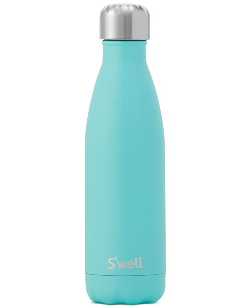 S'Well® 17-oz. Turquoise Blue Water Bottle