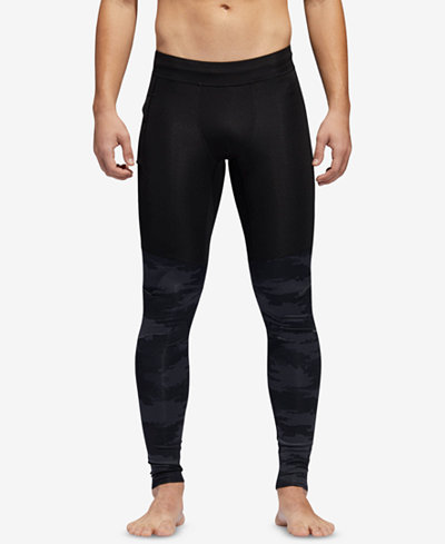 adidas Men's Supernova TKO ClimaLite® Compression Tights
