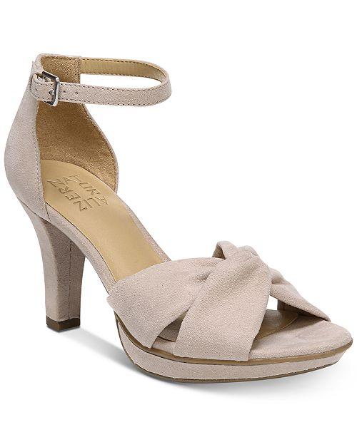 Naturalizer Dawson Dress Sandals Women's Shoes AeN5NHMn