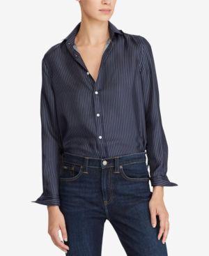 Polo Ralph Lauren Silk Shirt thumbnail