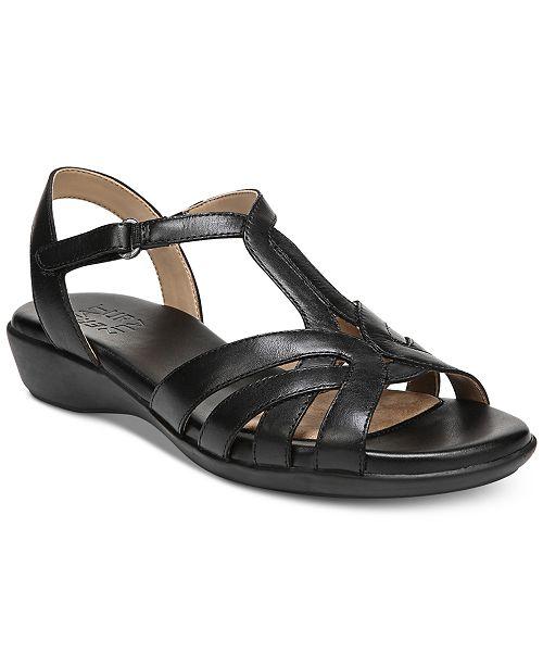 fde346a97803 Naturalizer Nella Sandals   Reviews - Sandals   Flip Flops - Shoes ...