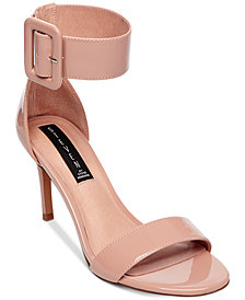 STEVEN by Steve Madden Women's Navarro Two-Piece Dress Sandals