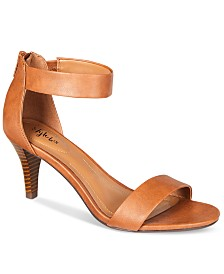 627e1fde9f Style & Co Paycee Two-Piece Dress Sandals, Created for Macy's
