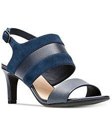 Clarks Artisan Women's Laureti Joy Dress Sandals