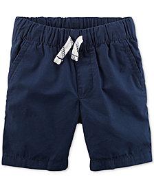 Carter's Toddler Boys Woven Cotton Shorts
