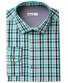 Bar III Men's Slim-Fit Stretch Easy-Care Dress Shirt, Created for Macy's