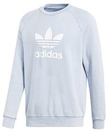 adidas Originals Men's adicolor Trefoil Crewneck Sweatshirt
