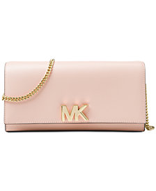 MICHAEL Michael Kors Mott Leather East-West Clutch