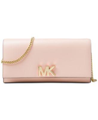 michael kors mott leather east west clutch handbags accessories rh macys com