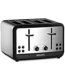 Krups KH314050 Savoy 4-Slice Toaster