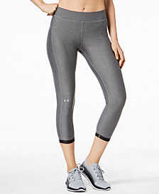 Under Armour HeatGear® Compression Ankle Leggings
