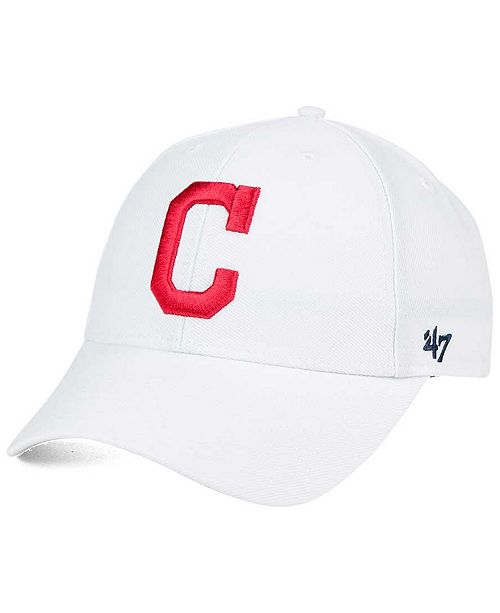 96e57b1af5b 47 Brand Cleveland Indians MVP Cap - Sports Fan Shop By Lids - Men ...